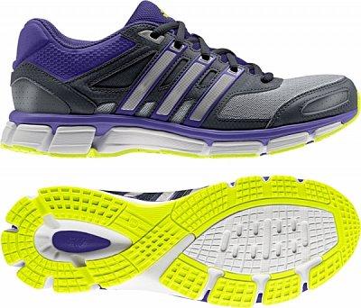 Dámské běžecké boty adidas questar cushion 2 w