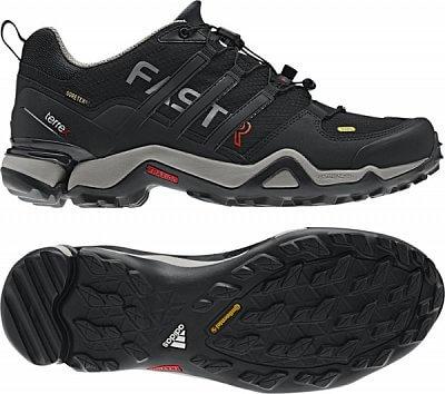 Pánská outdoorová obuv adidas terrex fast r gtx
