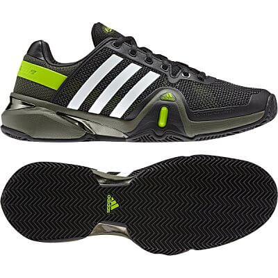 adidas adipower barricade 8 clay - pánské tenisové boty  ae7500e0b5f
