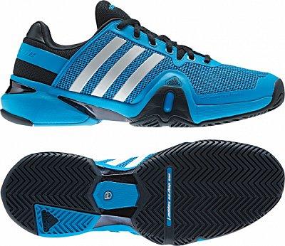 Pánská tenisová obuv adidas adipower barricade 8