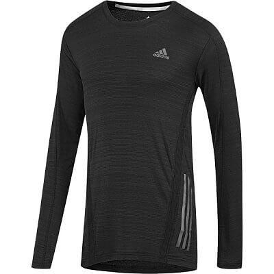 Pánské běžecké triko adidas sn ls t