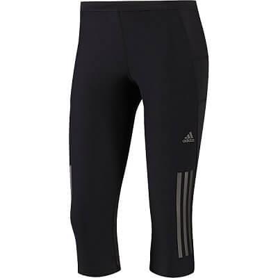Dámské běžecké kalhoty adidas sn 3/4 ti w