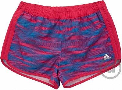 Dámské běžecké kraťasy adidas m10 sho w en