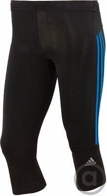 Pánské běžecké kalhoty adidas rsp 34 ti m