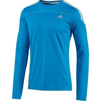 Pánské běžecké triko adidas rsp ls t m
