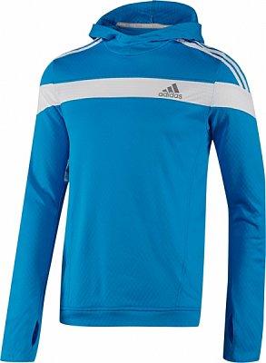 Pánská běžecká mikina adidas rsp hoodie m
