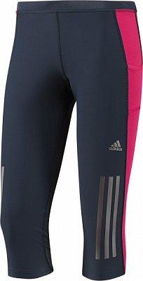 adidas sn 3/4 ti w dámské běžecké kalhoty - dámské kalhoty
