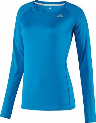 Dámské běžecké triko adidas as primeknit w