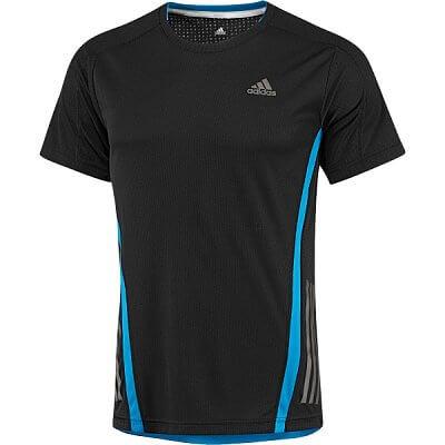 Pánské běžecké triko adidas sn ss t