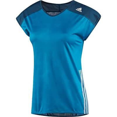 Dámské běžecké triko adidas az ss t w