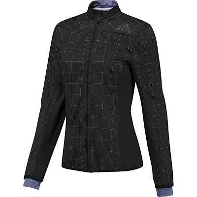 Dámská běžecká bunda adidas smt jacket w
