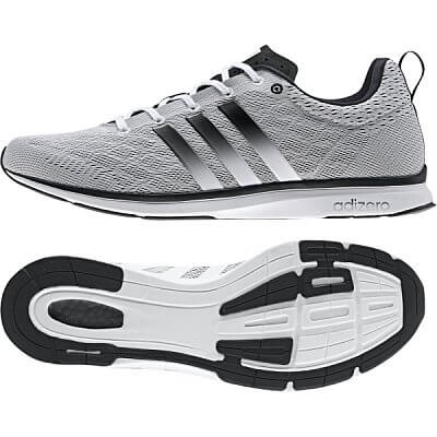 new product 47b27 478b7 Pánske bežecké topánky adidas adizero feather 4 m