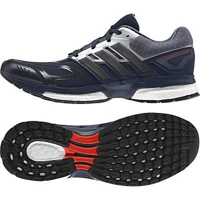 Pánské běžecké boty adidas response 23 techfit m