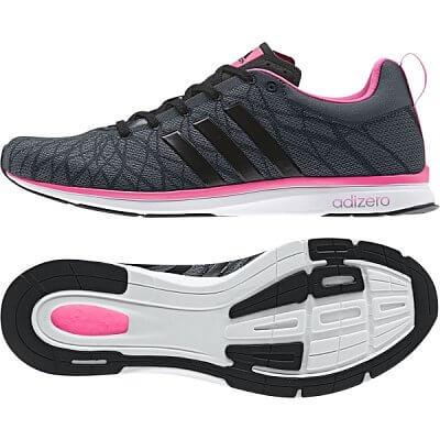 Dámské běžecké boty adidas adizero feather 4 w