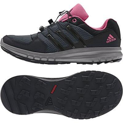 Dámské běžecké boty adidas duramo cross trail w