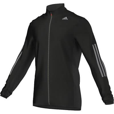 Pánská běžecká bunda adidas adizero cp jacket m