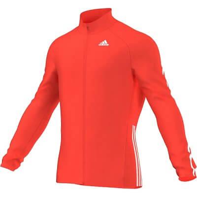 Pánská běžecká bunda adidas adizero slim track jacket m
