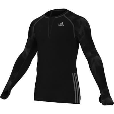 Pánské běžecké triko adidas adizero rd l/s m