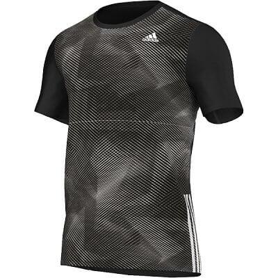 Pánské běžecké triko adidas adizero s/s tee m