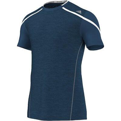 Pánské běžecké triko adidas az boston tee m