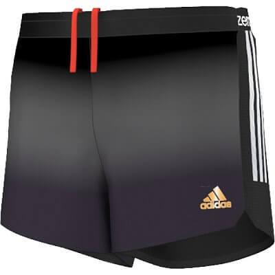 Pánské běžecké kraťasy adidas adizero split shorts m