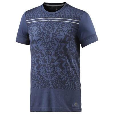 Pánské běžecké triko adidas supernova primeknit ss tee m