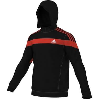 Pánská běžecká mikina adidas response icon hoodie m