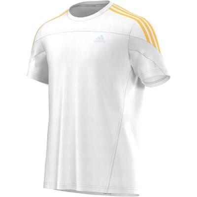 Pánské běžecké triko adidas response s/s tee m