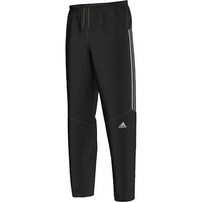Pánské běžecké kalhoty adidas response wind pants m