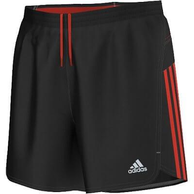 Pánské běžecké kraťasy adidas response 5 inch shorts m