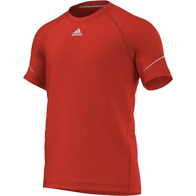 Pánské běžecké triko adidas cc run tee m