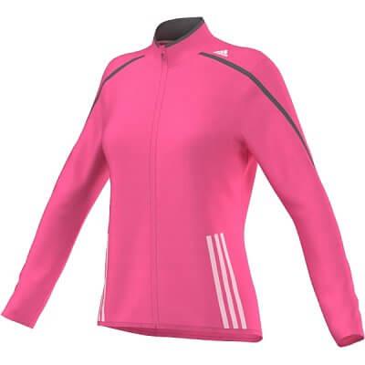 Dámská běžecká bunda adidas adizero slim track jacket w