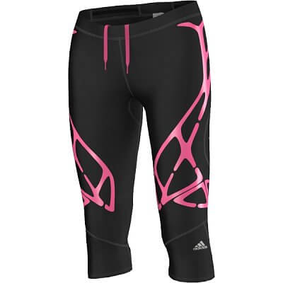 adidas adizero sprint web 3/4 tight w