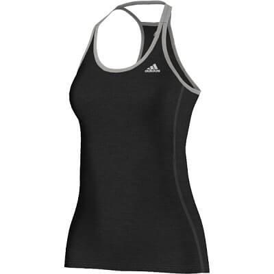 Dámské běžecké triko adidas sn fitted tnk w