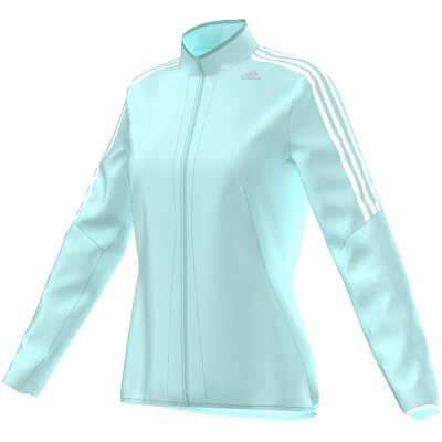 Dámská běžecká bunda adidas response wind jacket w