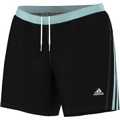 Dámské běžecké kraťasy adidas response 6 inch shorts w