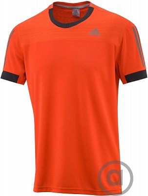 Pánské běžecké triko adidas sn s/s m