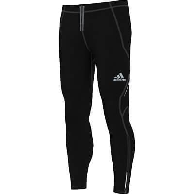 Pánské bežecké kalhoty adidas sequencials lightweight brushed