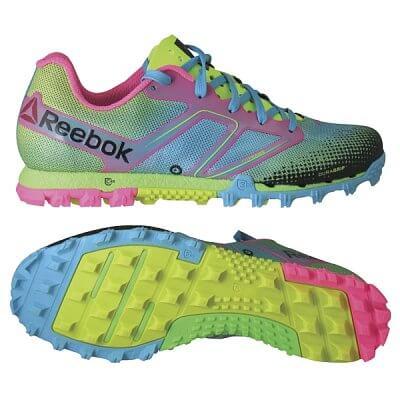Dámské běžecké boty Reebok ALL TERRAIN SUPER YELL