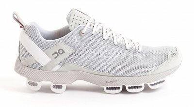 Dámské běžecké boty On Running Cloudsurfer Glacier/White 4 lace colors