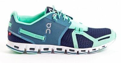 Dámské běžecké boty On Running Cloud Ocean/Mint
