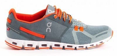 Pánské běžecké boty On Running Cloud Olive/Flame
