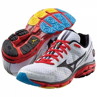 ed5c109d807 Mizuno Wave Rider 17 - pánské běžecké boty