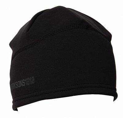 Čepice Didriksons Čepice CAMP BEANIE           - černá