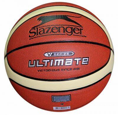 Basketbalový míč - velikost 7 Slazenger Ultimate V-100