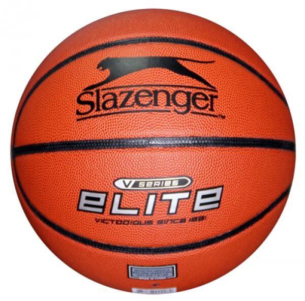 Basketbalový míč - velikost 7 Slazenger Elite V-200