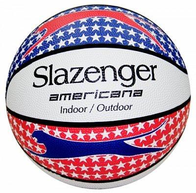 Basketbalový míč - velikost 7 Slazenger Americana Stars