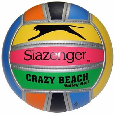 Volejbalová lopta - veľkosť 4 Slazenger Crazy Beach