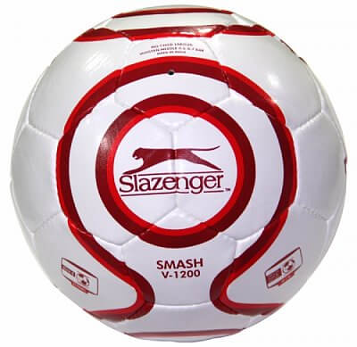 Fotbalový míč - velikost 5 Slazenger V-1200 Smash