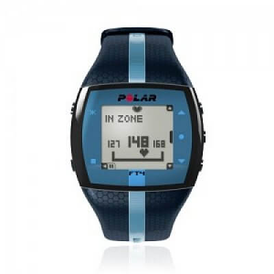 Sporttestery Polar Fitness FT4 Blue